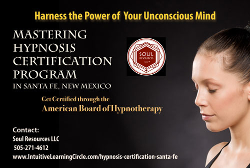 Hypnosis Certification in Santa Fe