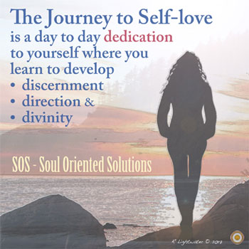 Create a New Vision for Self-love