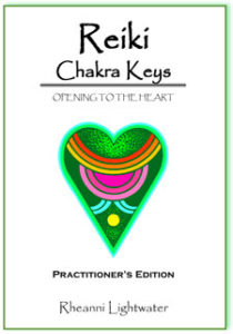 Reiki Chakra Keys