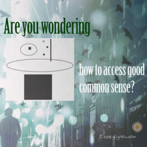 How to Access Common Sense
