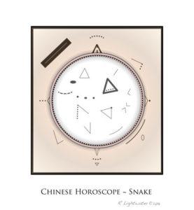 Feng Shui Chinese Horoscope Animals - Snake