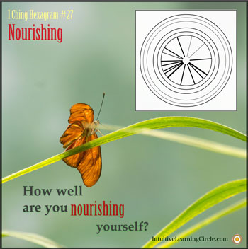 I Ching Transformation Game - Nourishing