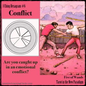 Transformation Game - Emotional Conflict